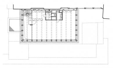 Rekonstrukce Edisonovy transformační stanice - 5NP - foto: Architektonická kancelář Lábus