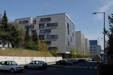 BBC residence a Office park - foto: Radek Plíhal