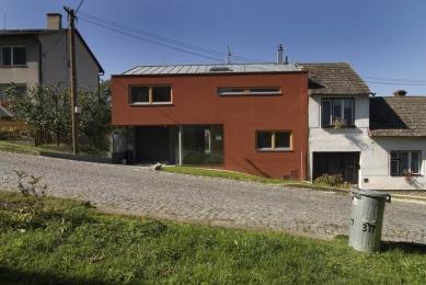 Dům pod hradem - foto: archiv Pavla Mudříka