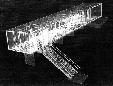 Glass Video Gallery - Počítačová vizualizace - foto: © Bernard Tschumi Architects / New York