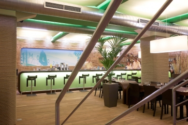 Restaurace molo 22 - foto: Andrea Lhotáková