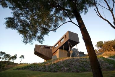 Dům v Cape Schanck - foto: John Gollings