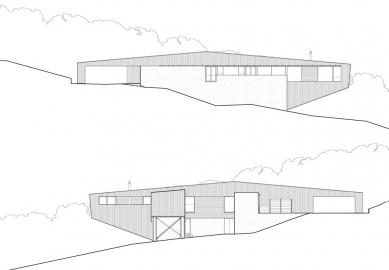 Dům v Cape Schanck - Pohledy - foto: Jackson Clements Burrows Pty Ltd Architects