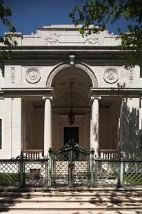 Renovation and expansion of the Morgan Library - foto: © Štěpán Vrzala, 2007