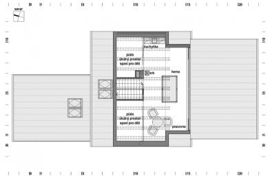 Rodinný dům u potoka - 3NP