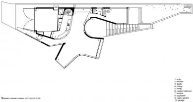 Holman House - 2NP - foto: Durbach Block Architects