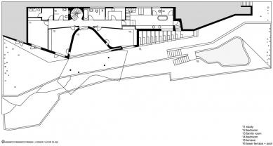 Holman House - 1NP - foto: Durbach Block Architects