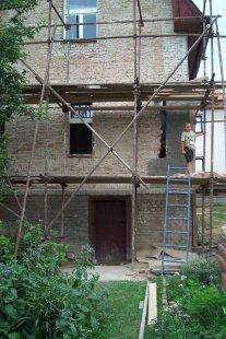 Dům s oknem - Stavba - foto: HŠH architekti