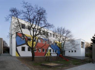 Rekonstrukce a dostavba pomocné školy Alžírská - foto: Ester Havlová