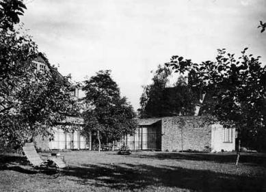 Landhaus Lemke - Předválečná fotografie