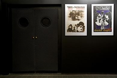 Rekonstrukce kina Světozor - Vstup do sálu - foto: © Jan Rasch, www.rasch.cz
