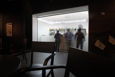Rekonstrukce kina Světozor - Bar - foto: © Andrea Lhotáková