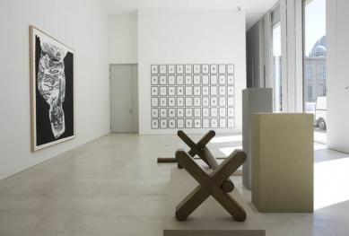 Galerie Am Kupfergraben 10 - foto: © Jan Bauer