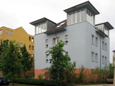 Čtvrť Kirchsteigfeld - Nalbach + Nalbach - foto: Martin Horáček