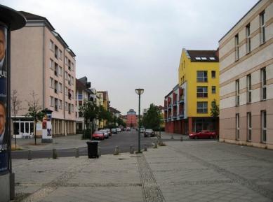 Čtvrť Kirchsteigfeld - foto: Martin Horáček