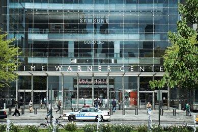 Time Warner Center  - foto: Štěpán Vrzala, 2007