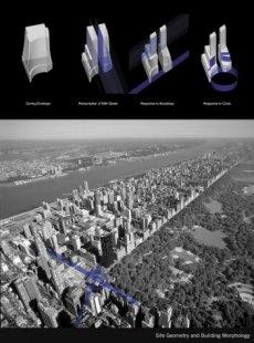 Time Warner Center  - Geometrie místa - foto: © SOM