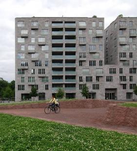 Parkside Apartments - foto: Petr Šmídek, 2008