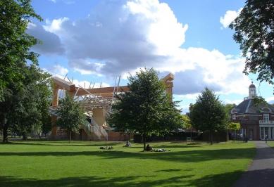 Serpentine Gallery Pavilion 2008 - foto: Rasto Udzan