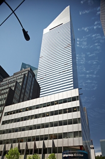 Citigroup Center - foto: Štěpán Vrzala, 2007