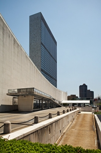 United Nations Headquarters - foto: Štěpán Vrzala, 2007