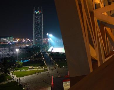 National Stadium - foto: Bára Srpková
