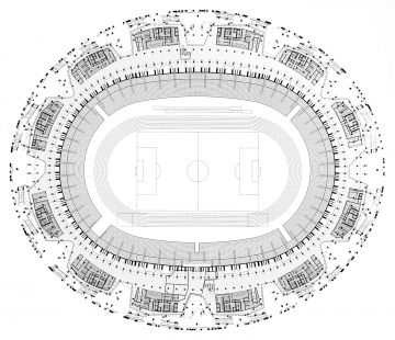 National Stadium - 2NP - foto: Herzog & de Meuron
