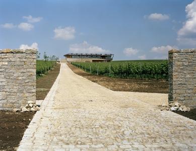 Vinařský dům Sonberk v Popicích - foto: Tomáš Souček