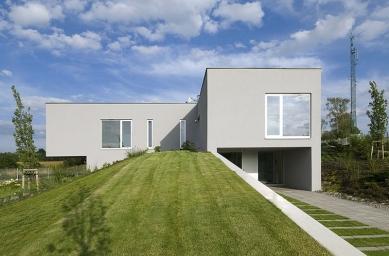 Vila na kopci - foto: Ester Havlová