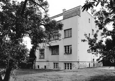 Winternitzova vila - foto: Ester Havlová