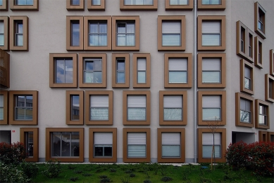 Bytový dům Hvězda - foto: Petr Šmídek, 2008