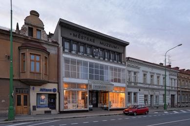 Wenkeův obchodní dům - foto: Petr Šmídek, 2015