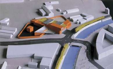 Fire station Breda - foto: Neutelings Riedijk Architects