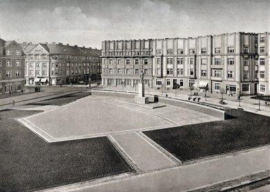 Masarykovo náměstí v Hradci Králové - foto: archiv redakce