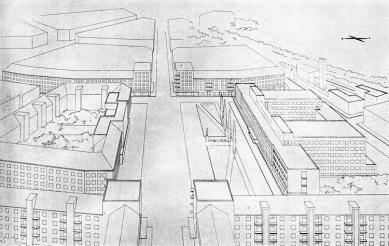 Ředitelství ČSD v Hradci Králové - Ulrichovo náměstí - foto: archiv redakce