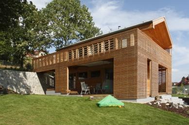 Rodinný dům Domesi – Zaječice III. - foto: Lina Németh