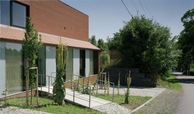 Rodinný dům s ordinací - foto: Tomáš Balej