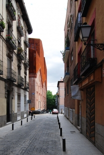 CaixaForum Madrid - foto: Petr Šmídek, 2008