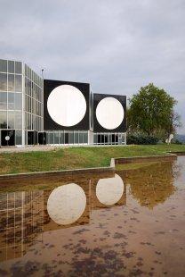 Fondation Vasarely - foto: Tomáš Berka, 2008