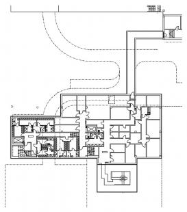 PET Centrum MOÚ - 1PP - foto: Architektonická kancelář Burian-Křivinka