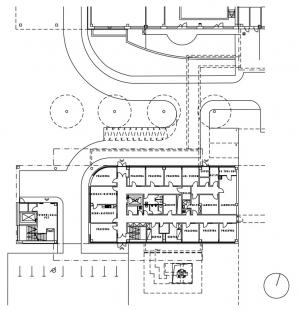 PET Centrum MOÚ - 1NP - foto: Architektonická kancelář Burian-Křivinka