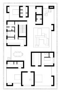 Ninetree Village - Půdorys - foto: David Chipperfield Architects