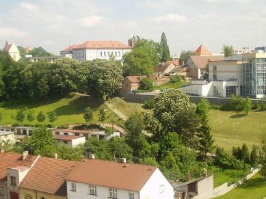 Hotel Karlov**** - Původní stav - foto: archiv autorů