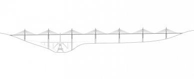Viadukt u Millau - foto: Foster + Partners