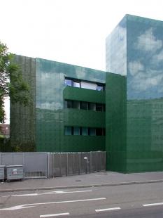 Institute for Hospital Pharmaceuticals - foto: Petr Šmídek, 2003