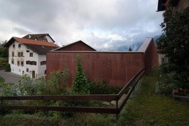 Dům pro hudebníka Linarda Bardilla - foto: Petr Šmídek, 2008