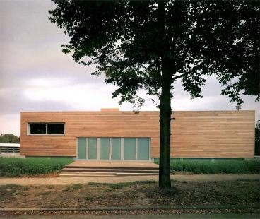 Vlastní dům a studio Wiel Aretse