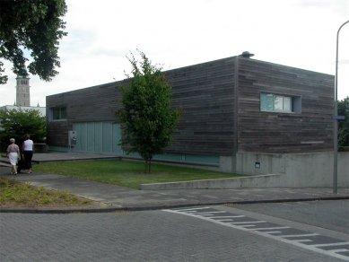 Vlastní dům a studio Wiel Aretse - foto: Jan Kratochvíl, 2003