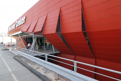 Mercator Shopping Center - foto: Petr Šmídek, 2008