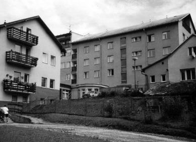 Modernizace a rekonstrukce domova důchodců - Původní stav - foto: Tomáš Klanc